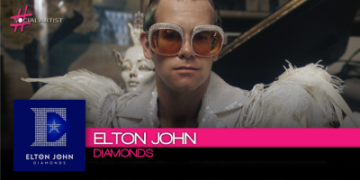 Elton John annuncia l'uscita della greatest hits definitivo in uscita a novembre