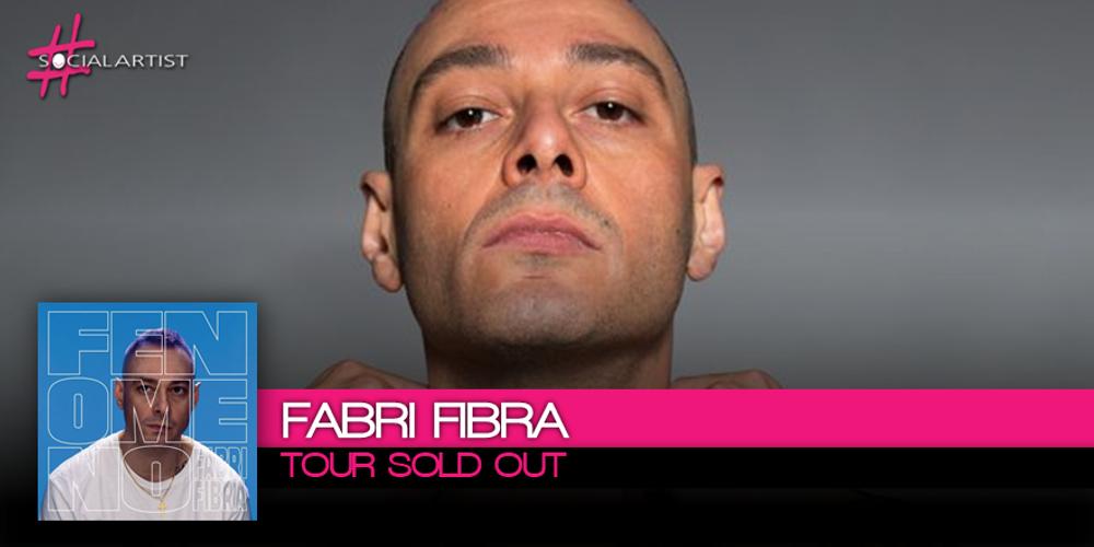 Fabri Fibra, già Sold Out 4 date del Fenomeno Tour in partenza il 17 ottobre