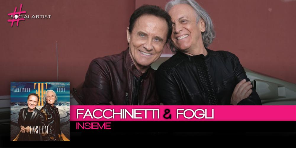 Grande ritorno per Roby Facchinetti e Riccardo Fogli con Insieme