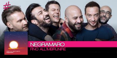 Esce venerdì 6 ottobre Fino all'Imbrunire, il nuovo singolo dei Negramaro