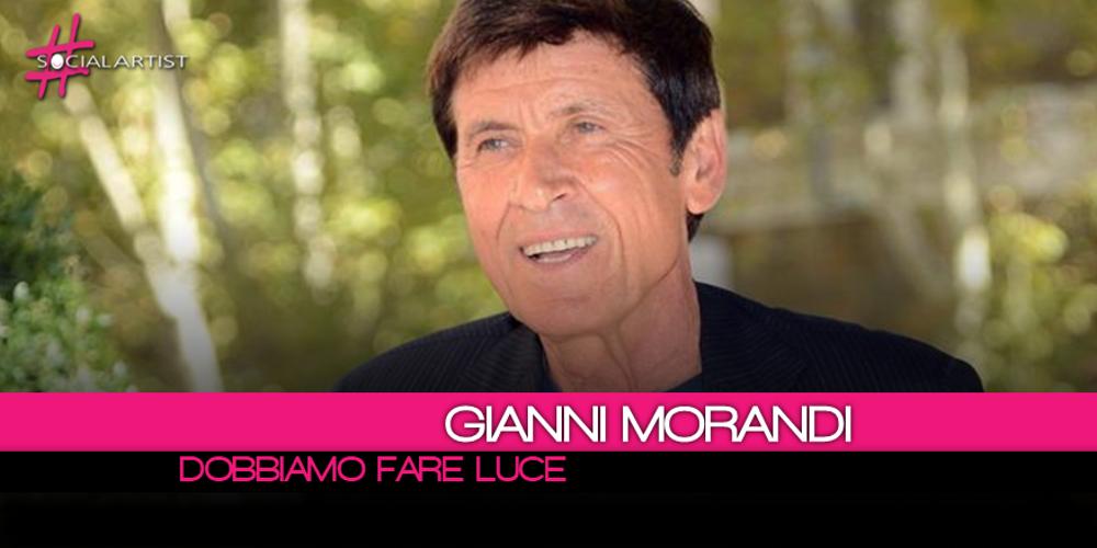 Da venerdì 6 ottobre Gianni Morandi torna in radio con il singolo firmato da Ligabue
