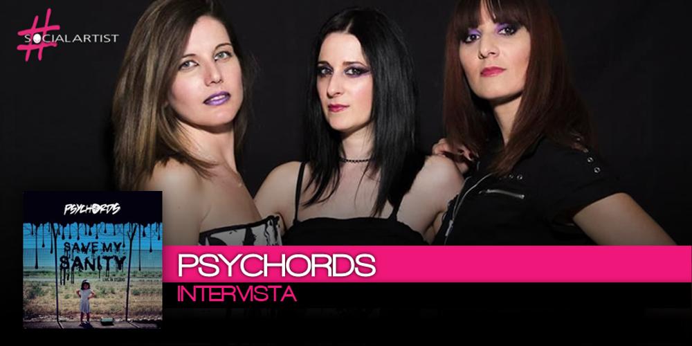 Le Psychords ci raccontano il loro nuovo album intitolato Save My Sanity