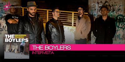 """Intervista a The Boylers """"Il nostro è un rock and roll istintivo!"""""""