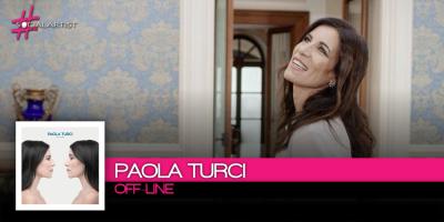 E' online il videoclip di OFF-LINE, il nuovo singolo di Paola Turci