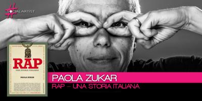 RAP – UNA STORIA ITALIANA, il primo libro di Paola Zukar, è già alla quarta edizione!