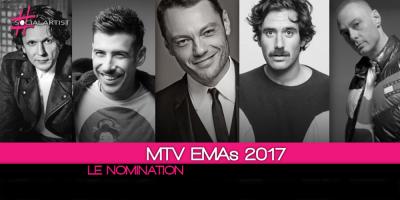 Le votazioni per gli MTV EMAs 2017 sono ufficialmente aperte!
