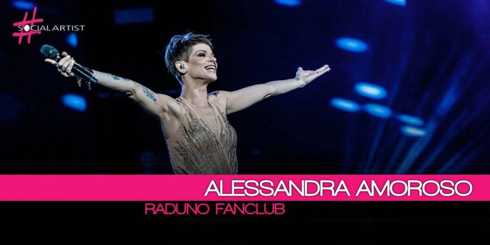 Alessandra Amoroso, annunciato il raduno con i fan nel 2018!