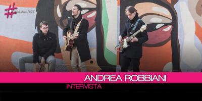 Intervista ad Andrea Robbiani, tutto quello che c'è da sapere sul primo EP, Cinque!