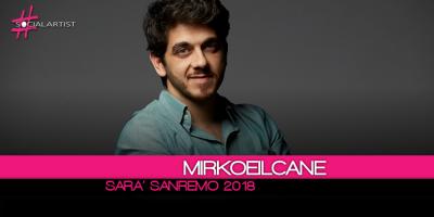 Mirkoeilcane è tra i 16 finalisti delle Nuove Proposte del Festival di Sanremo
