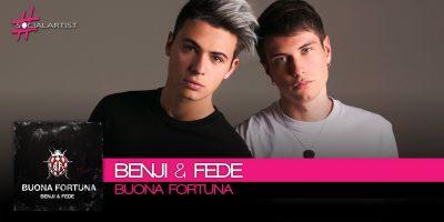 Benji e Fede, nuovo singolo disponibile dal 15 dicembre
