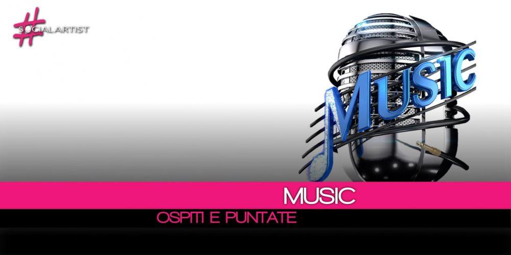 Torna Music, il viaggio nella musica di Paolo Bonolis