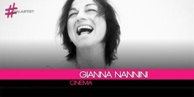 E' Cinema il nuovo singolo, di Gianna Nannini, in radio dall'8 dicembre
