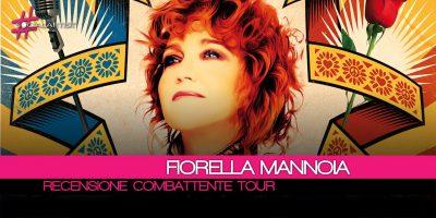 Fiorella Mannoia, la nostra recensione del Combattente Tour