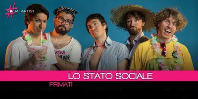 Lo Stato Sociale, Primati è il titolo del nuovo album in uscita a febbraio