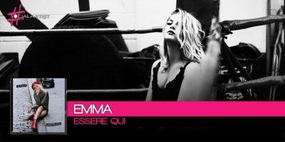 Essere Qui è il titolo del sesto album di EMMA anticipato da L'Isola