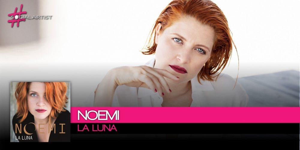 Noemi, si intitola La Luna il nuovo album in uscita il 9 febbraio