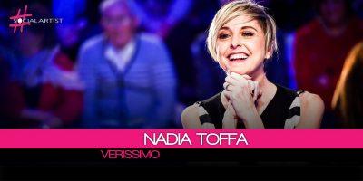 """Nadia Toffa, in esclusiva a Verissimo """"tornerò alla conduzione l'11 febbraio!"""""""