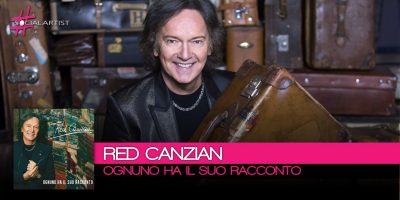 Dal 16 febbraio il nuovo album di Red Canzian, Testimone del Tempo