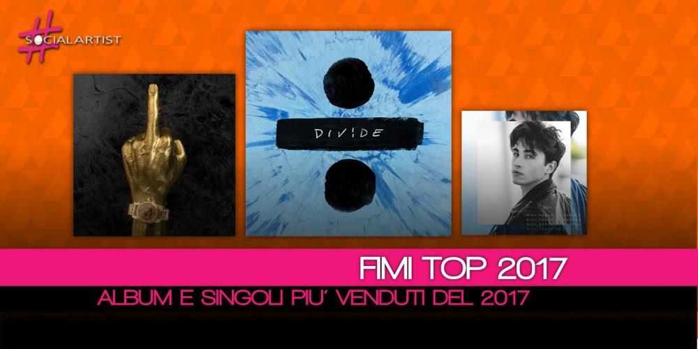 Ecco i dischi e i singoli più venduti dello scorso anno secondo FIMI