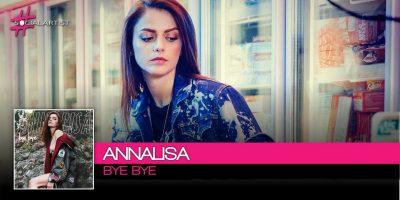 Annalisa, si intitola Bye Bye il nuovo album di inediti