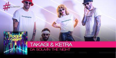 Takagi & Ketra tornano in radio con Tommaso Paradiso e Elisa