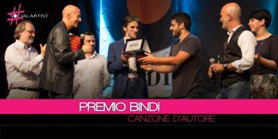 Premio Bindi, è online il bando del concorso della nuova edizione
