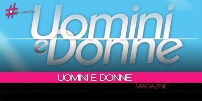 Uomini e Donne, arriva domani in edicola il primo numero di Uomini e Donne Magazine