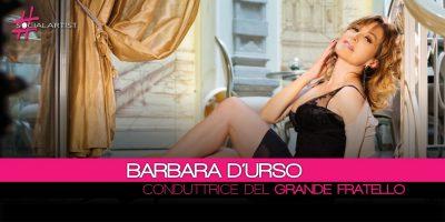 Mediaset conferma Barbara D'Urso alla conduzione del GF!
