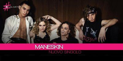 Maneskin, dal 23 marzo il nuovo singolo intitolato Morirò da Re