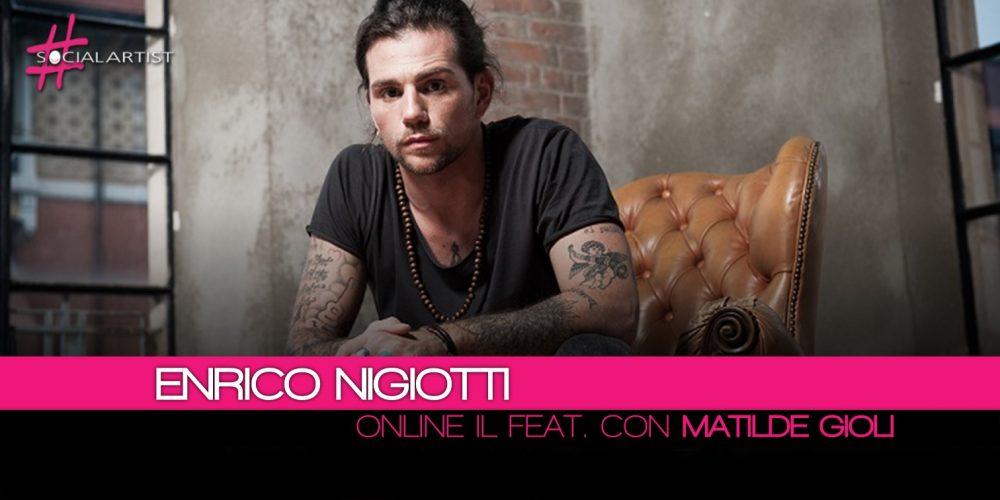 Enrico Nigiotti, dal 9 marzo in radio e in digitale il nuovo singolo Nel Silenzio di Mille Parole