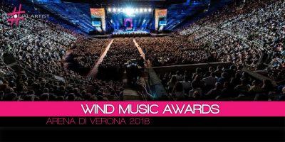 WIND MUSIC AWARDS, tornano all'Arena di Verona il 4 e 5 giugno!