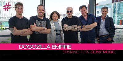 Dogozilla Empire firma con Sony Music per lo scouting e produzione di nuovi artisti