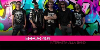 Error 404, ecco cosa ci hanno raccontato sul loro album di debutto Future Not Found