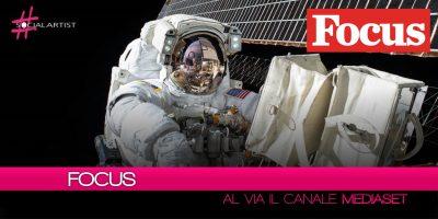Focus, dal 17 maggio al via il nuovo canale Mediaset