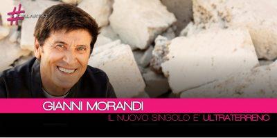 Gianni Morandi, Ultraleggero è il nuovo singolo scritto da Ivano Fossati (DATE Tour Estivo)