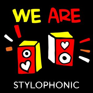 Cover WE ARE STYLOPHONIC