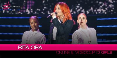 """Rita Ora, online il videoclip di """"Girls"""" il nuovo singolo con Cardi B, Bebe Rexha e Charli XCX"""