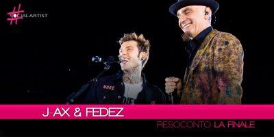 """J-Ax & Fedez, il resoconto de """"La Finale"""" SOLD OUT con quasi 80mila spettatori"""