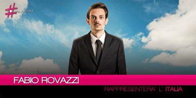 Fabio Rovazzi rappresenterà l'Italia all'Italian Contemporary Film Festival