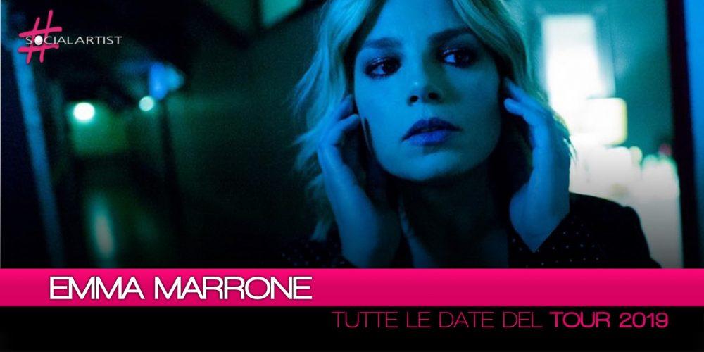 Emma Marrone, tutte le date del tour 2019!