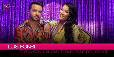 Luis Fonsi, arriva anche in Italia il nuovo tormentone feat. Stefflon Don