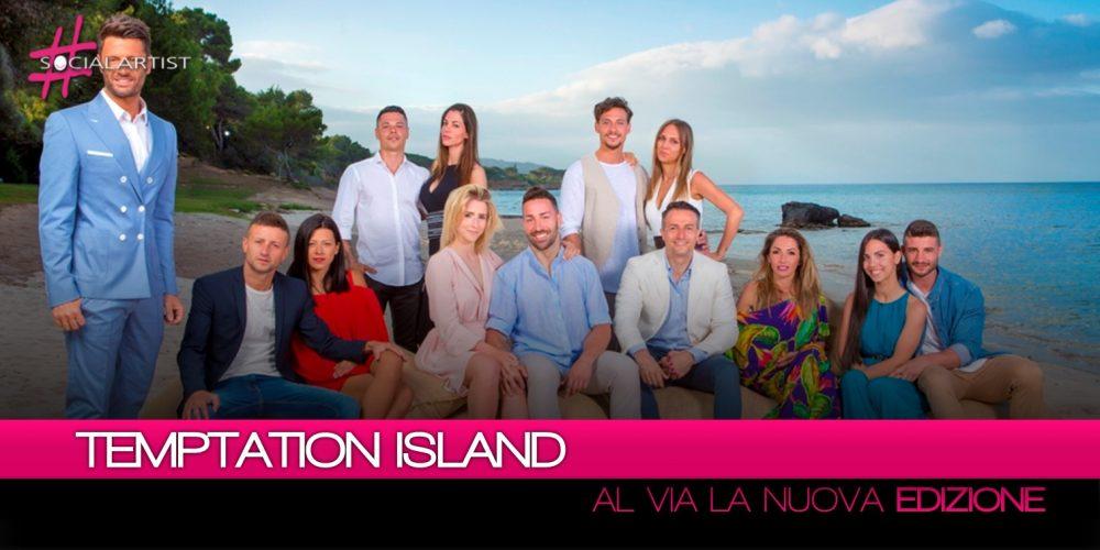 Temptation Island 5, da lunedì 8 luglio in prima serata su Canale 5