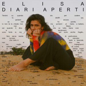 Elisa Diari Aperti Nuovo Album