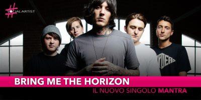 """Bring Me The Orizon, dal 7 settembre il nuovo singolo """"Mantra"""""""