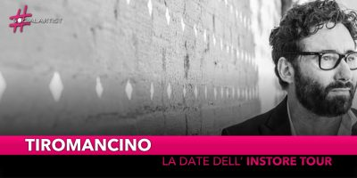 Tiromancino, tutte le date dell'Instore Tour 2018 (DATE)