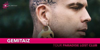 """Gemitaiz, torna con il singolo """"Rollin'"""" e il """"Paradise Lost Club Tour"""""""
