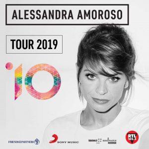 Alessandra Amoroso 10 Tour
