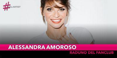 Alessandra Amoroso festeggerà i dieci anni di carriera con un raduno!