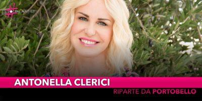 """Antonella Clerici riconquista la prima serata di Rai 1 con """"Portobello""""!"""
