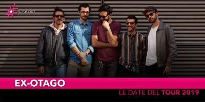 Ex-Otago, nuovo singolo e un tour nei teatri! (DATE)